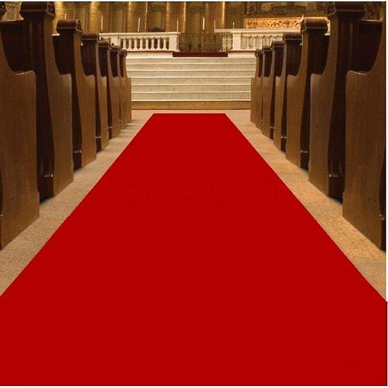 teppich l ufer hochzeit teppichl ufer rot hochzeitsteppich 8 m lang roter vip ebay. Black Bedroom Furniture Sets. Home Design Ideas
