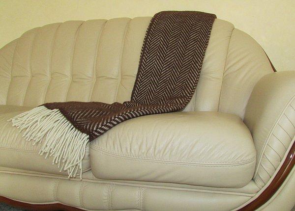 woll plaid englische wolldecke tagesdecke aus wolle decke blanket 140x200 ebay. Black Bedroom Furniture Sets. Home Design Ideas