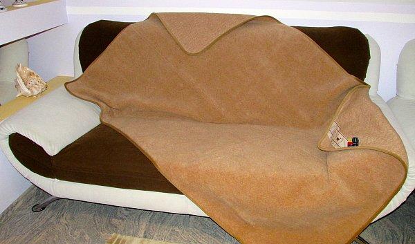 couch berwurf set wolldecke und sesselschoner ebay. Black Bedroom Furniture Sets. Home Design Ideas