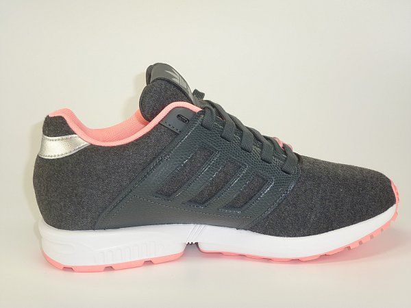 adidas zx flux 2 0 damen grau rosa die liga der aussergewoehnlichen. Black Bedroom Furniture Sets. Home Design Ideas