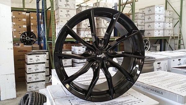 20 zoll abe felgen nb wheels nb1 turbine f r audi. Black Bedroom Furniture Sets. Home Design Ideas