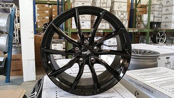 20 zoll abe felgen nb wheels nb1 turbine f r mercedes. Black Bedroom Furniture Sets. Home Design Ideas