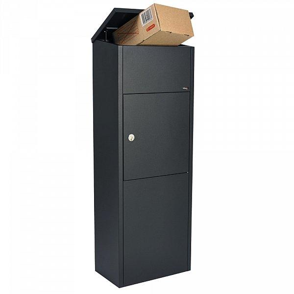 paketbriefkasten gro raumbriefkasten briefkasten f r. Black Bedroom Furniture Sets. Home Design Ideas