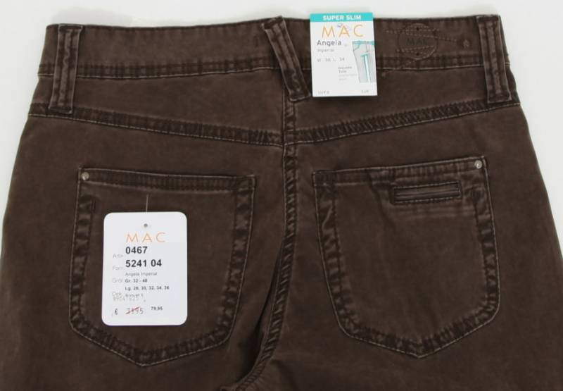 mac jeans damen hose 36 l34 angela imperial super slim. Black Bedroom Furniture Sets. Home Design Ideas