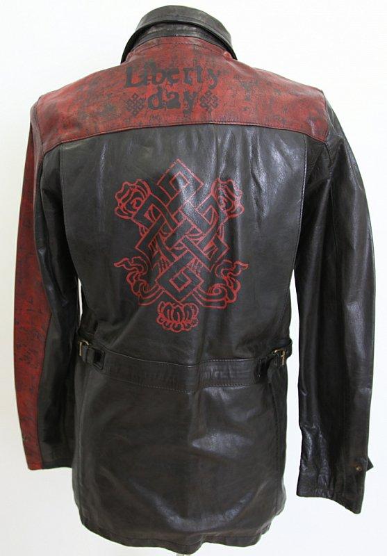 belstaff damen lederjacke jacke 36 s free tibet holborn jacket lady uvp 1399 ebay. Black Bedroom Furniture Sets. Home Design Ideas