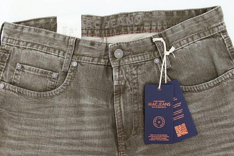 mac jeans herren hose men pants arne modern fit w33 l34 h068 096835 neu new ebay. Black Bedroom Furniture Sets. Home Design Ideas