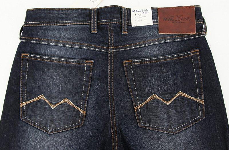 mac jeans herren hose men pants arne modern fit w33 l34 h781 099235 neu new. Black Bedroom Furniture Sets. Home Design Ideas