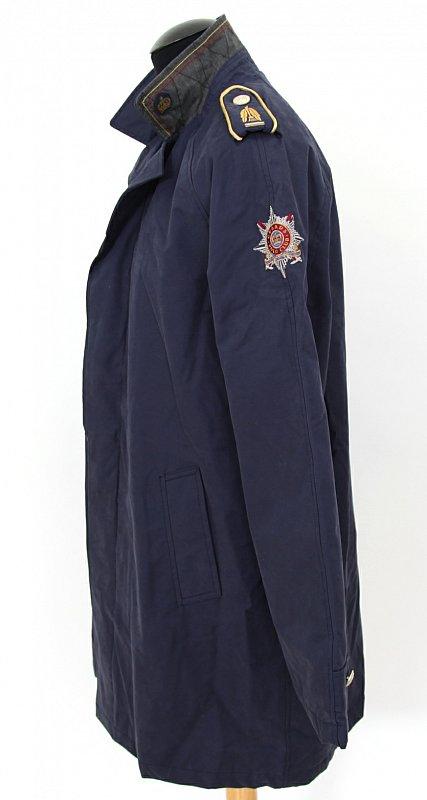 la martina herren mantel jacke jacket coat gr e l guards. Black Bedroom Furniture Sets. Home Design Ideas