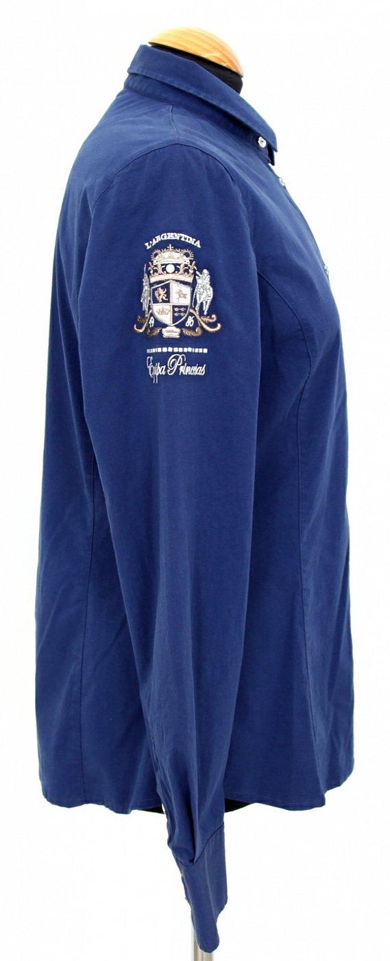 l 39 argentina damen bluse shirt gr 38 m argentinien polo. Black Bedroom Furniture Sets. Home Design Ideas