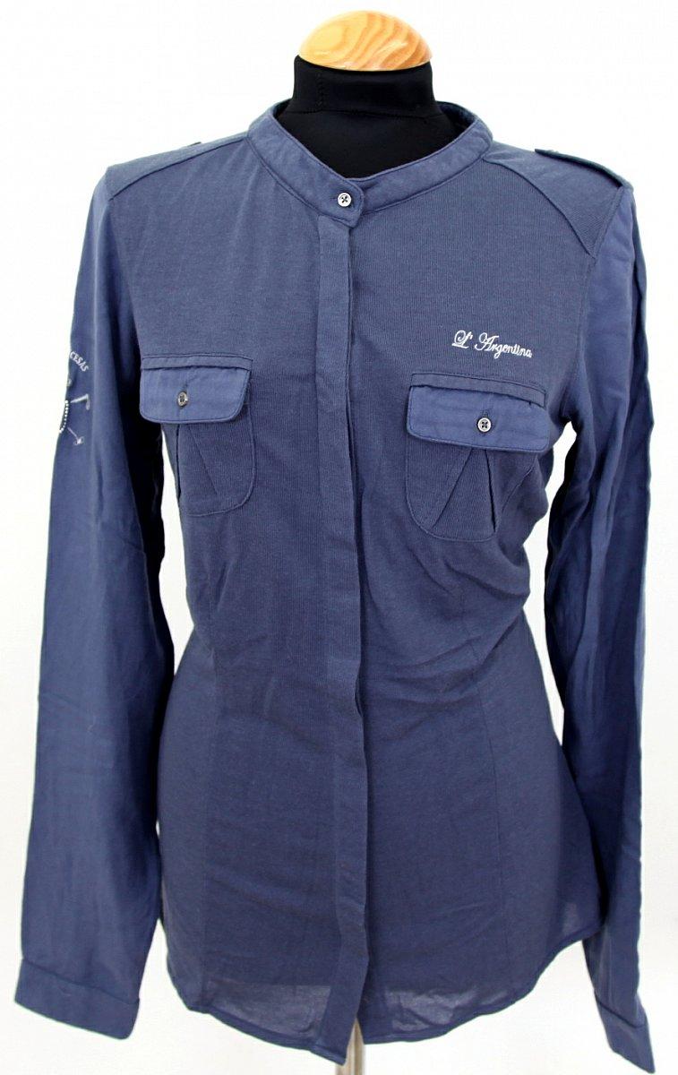 l 39 argentina damen sweatshirt shirt polo m 38 luxus polo. Black Bedroom Furniture Sets. Home Design Ideas