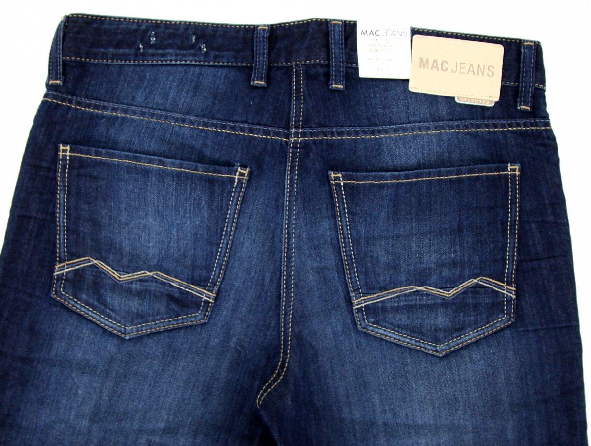 mac jeans selected herren hose men pants arne modern fit w33 l34 h727 091751 neu ebay. Black Bedroom Furniture Sets. Home Design Ideas