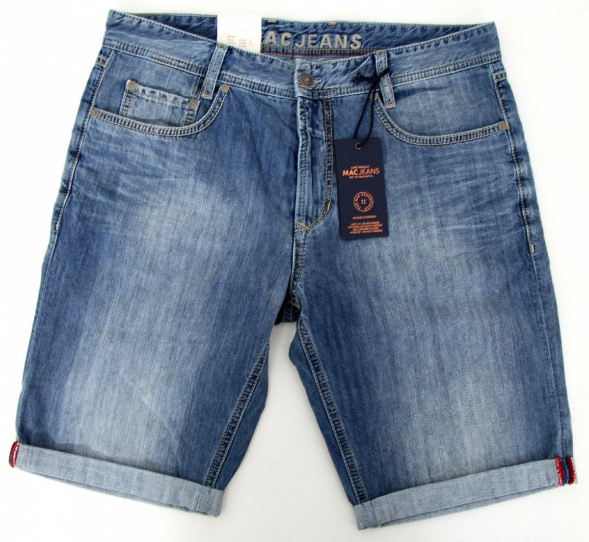 mac jeans herren hose w33 l10 pants shorts arne bermuda 090852 h458 uvp 69 neu ebay. Black Bedroom Furniture Sets. Home Design Ideas