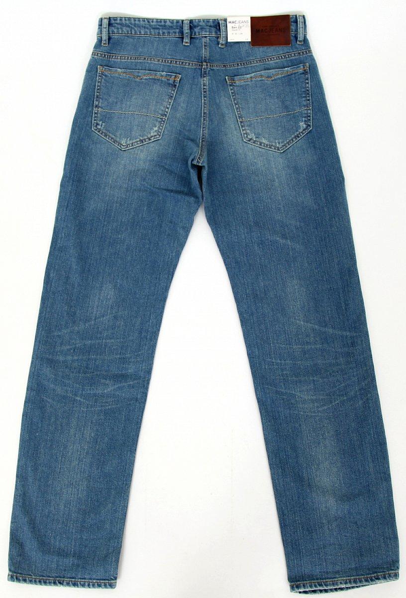 mac jeans herren hose lang men pants ben 22 w33 l34 097351 h283 neu new ebay. Black Bedroom Furniture Sets. Home Design Ideas