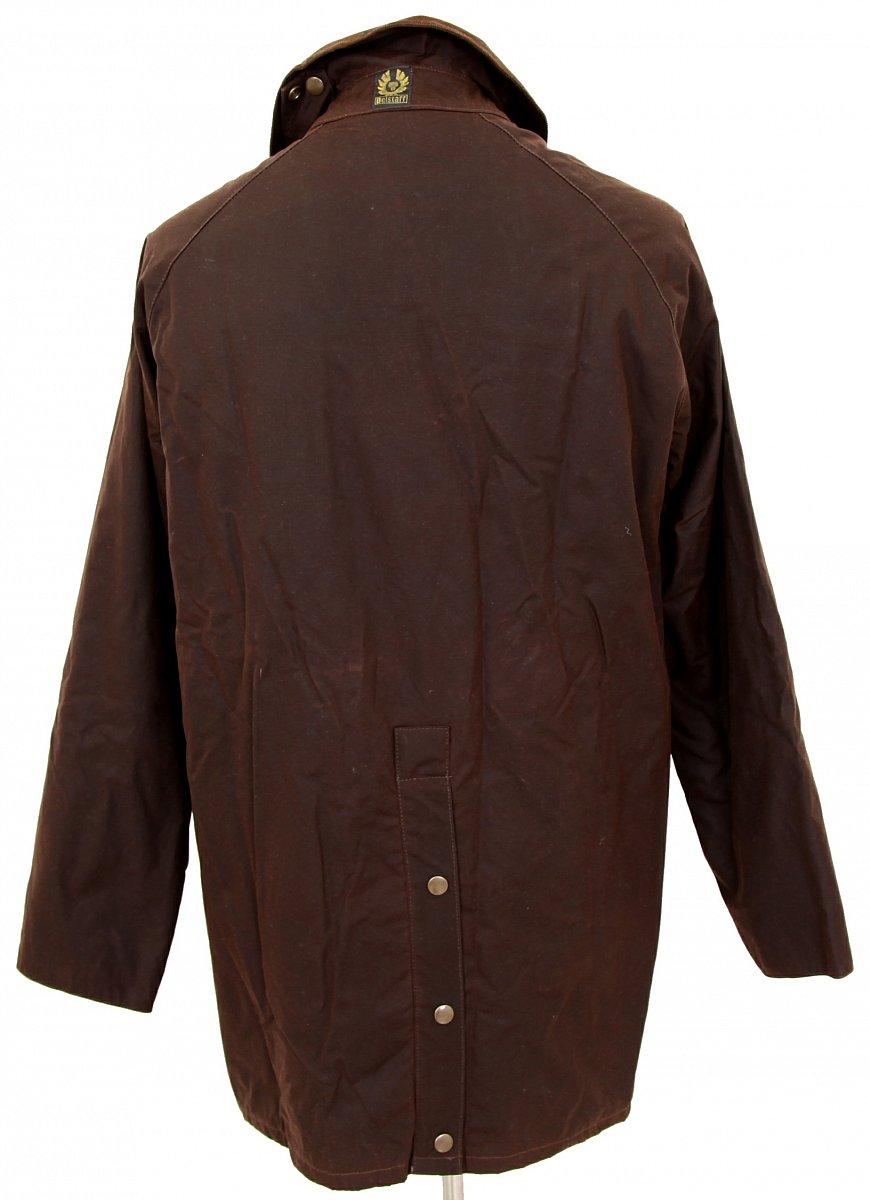 belstaff herren jacke jacket coat mantel historical parka man gr e l braun neu ebay. Black Bedroom Furniture Sets. Home Design Ideas