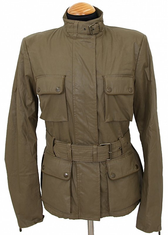 belstaff damen jacke jacket new norton jacket lady gr e 36 s gold label edition ebay. Black Bedroom Furniture Sets. Home Design Ideas