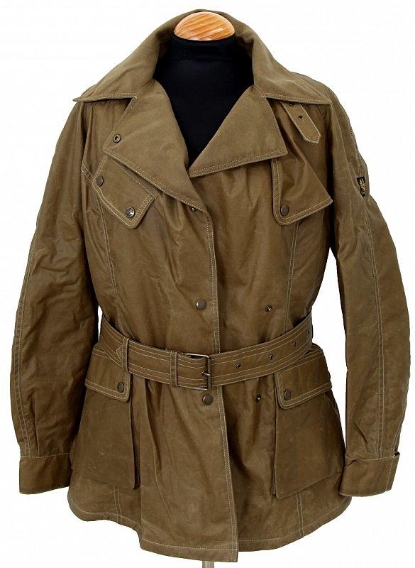 belstaff damen jacke women blandford jacket lady gr 36 s. Black Bedroom Furniture Sets. Home Design Ideas