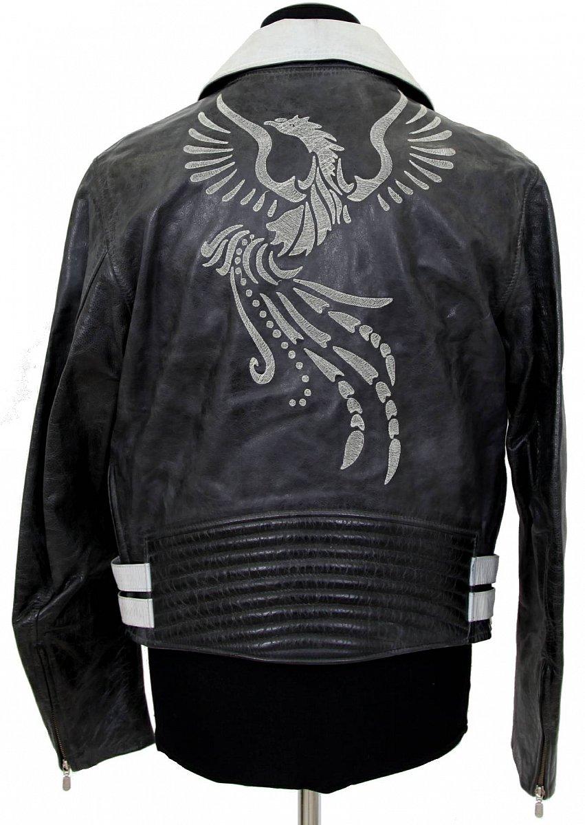 belstaff herren lederjacke leder jacke leather jacket l 50. Black Bedroom Furniture Sets. Home Design Ideas
