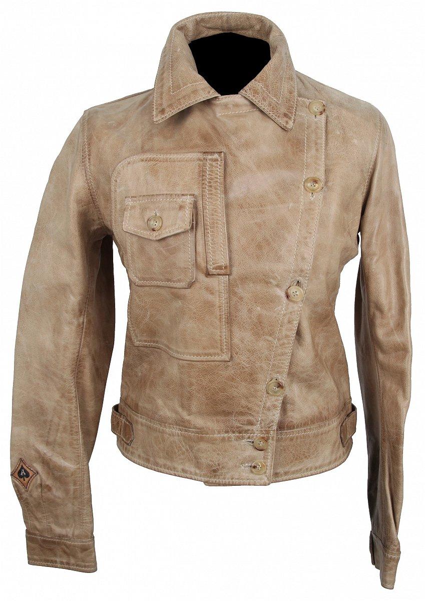 belstaff damen leder jacke leather jacket howard aviator. Black Bedroom Furniture Sets. Home Design Ideas