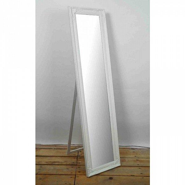 Xxl specchio a parete specchio specchio verticale bianco for Specchio stile antico