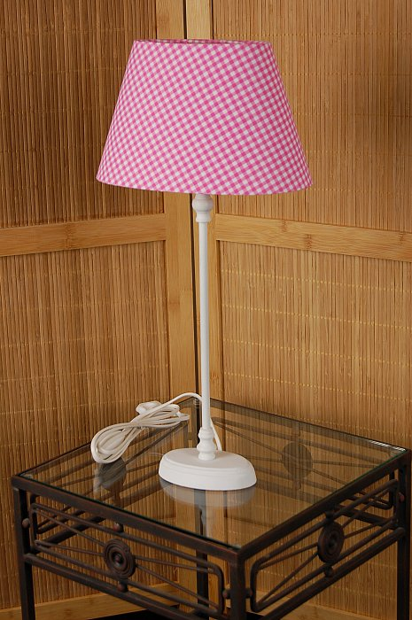 landhaus tischlampe vintage shabby tischleuchte lampe leuchte cottage design ebay. Black Bedroom Furniture Sets. Home Design Ideas