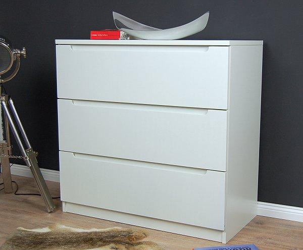 Kommode Sideboard 3 Schubladen Schrank Anrichte für Wohn- und Schlafbereich  eBay