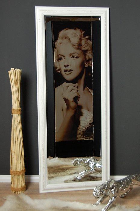 Traumhafter luxus wandspiegel spiegel modern landhaus 150 for Wandspiegel modern silber