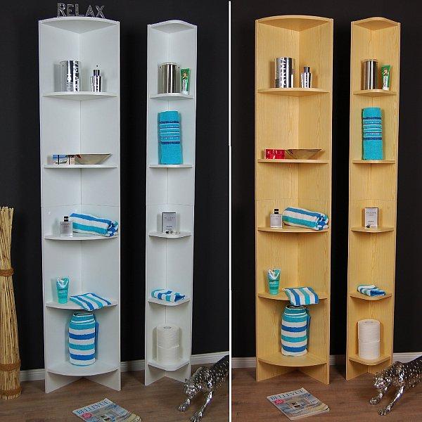 eckregal casa regal k chenregal badregal b ro kinder g stezimmer bad 249002 ebay. Black Bedroom Furniture Sets. Home Design Ideas