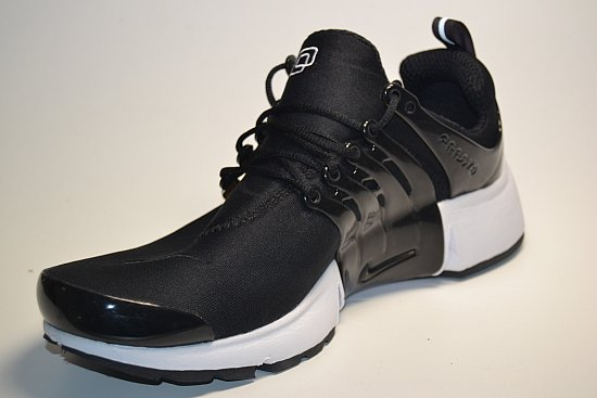 Nike Presto Schwarz Leder