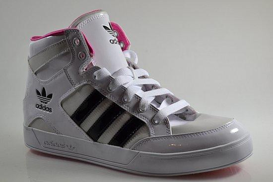 adidas hard court hi w v22529 damen schuhe sneaker in. Black Bedroom Furniture Sets. Home Design Ideas
