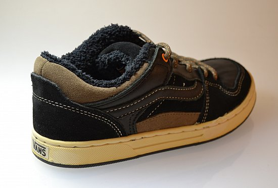 vans baxter maxlir jungen kinder winterschuhe sneaker. Black Bedroom Furniture Sets. Home Design Ideas