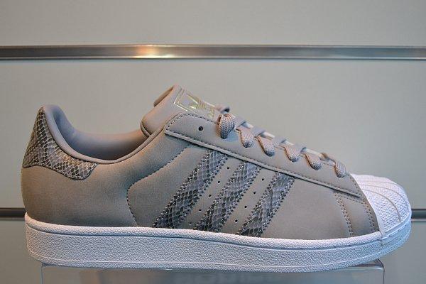 adidas superstar ii sneaker turnschuhe sport grau flux zx m21701 neu ebay. Black Bedroom Furniture Sets. Home Design Ideas