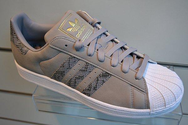 Adidas Superstar 2 Grau
