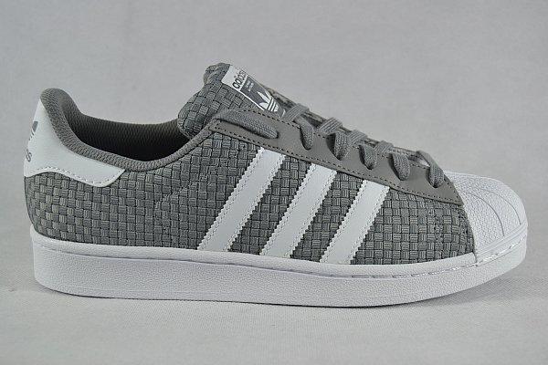 adidas superstar cortos zapatillas deporte freizetschuhe gris blanco s41989 nuevo ebay. Black Bedroom Furniture Sets. Home Design Ideas
