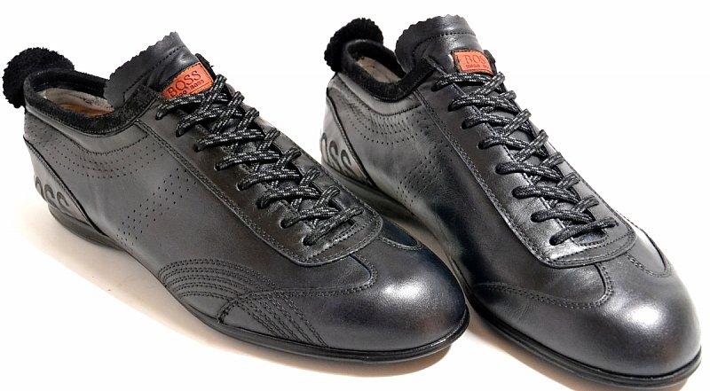 hugo boss orange schuhe herren sneaker halbschuhe business. Black Bedroom Furniture Sets. Home Design Ideas