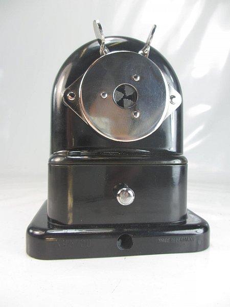 org staedtler made in germany alter bakelit kurbel anspitzer art deco ebay. Black Bedroom Furniture Sets. Home Design Ideas