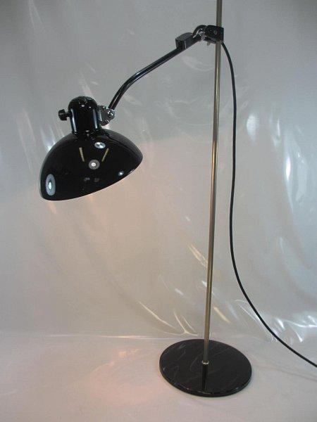 orignal kaiser idell mod 6732 super stehlampe art deco lampe ebay. Black Bedroom Furniture Sets. Home Design Ideas