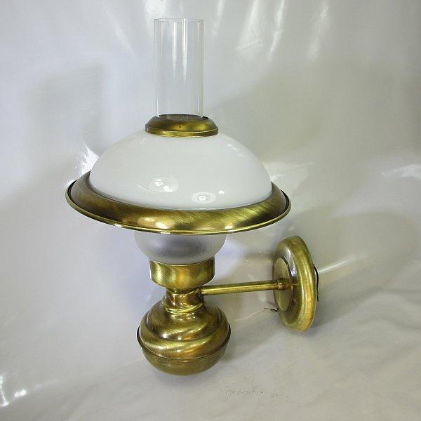 messing antik stil wandlampe petroleumlampe 220v vintage wandleuchte. Black Bedroom Furniture Sets. Home Design Ideas