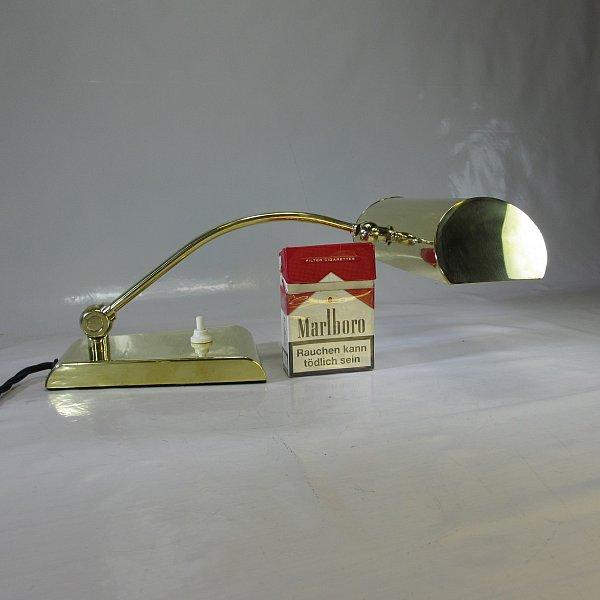 Messing klavierlampe antik piano lampe art deco for Schreibtisch 40er