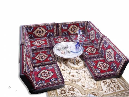 13 tlg kissenset cr orientalisch sark k sesi yastik orient sitzecke deko shisha ebay for Sitzkissen orientalisch