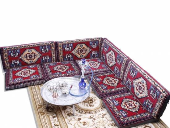 9 tlg kissenset orientalisch cr sark k sesi yastik orient sitzecke deko shisha ebay. Black Bedroom Furniture Sets. Home Design Ideas