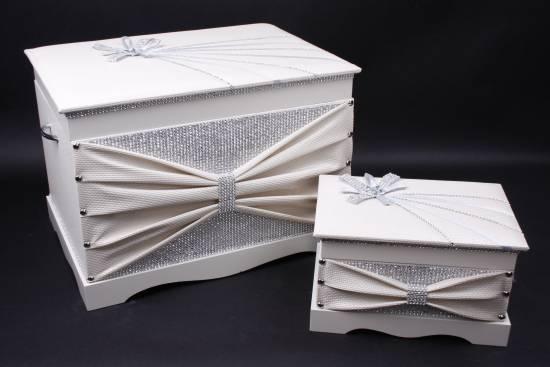 2 tlg hochzeitstruhen set 4 ceyiz sandik luxus truhe kiste schatz ebay. Black Bedroom Furniture Sets. Home Design Ideas