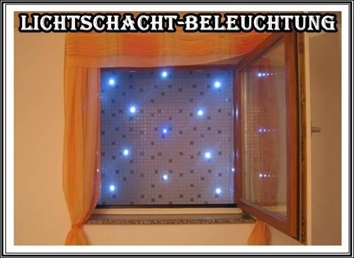 led fugenlicht lichtschacht unikat beleuchtung lampe einbauleuchte spot ebay. Black Bedroom Furniture Sets. Home Design Ideas