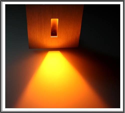 led wandeinbauleuchte treppenlicht bodenlicht beleuchtung. Black Bedroom Furniture Sets. Home Design Ideas