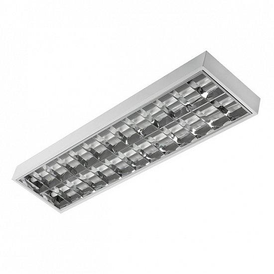 Rasterleuchte b rolampe leuchtstoffr hre lampe 2x 36w evg - Leroy merlin illuminazione interno ...