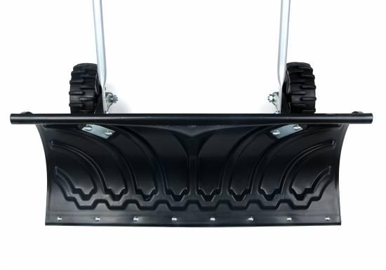 worth schneeschippe schneeschieber mit rollen schnee. Black Bedroom Furniture Sets. Home Design Ideas