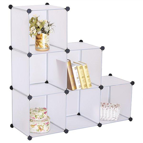 kleiderschrank diy steckregal garderobenschrank mit t ren xxl lagerregal sr0015 ebay. Black Bedroom Furniture Sets. Home Design Ideas