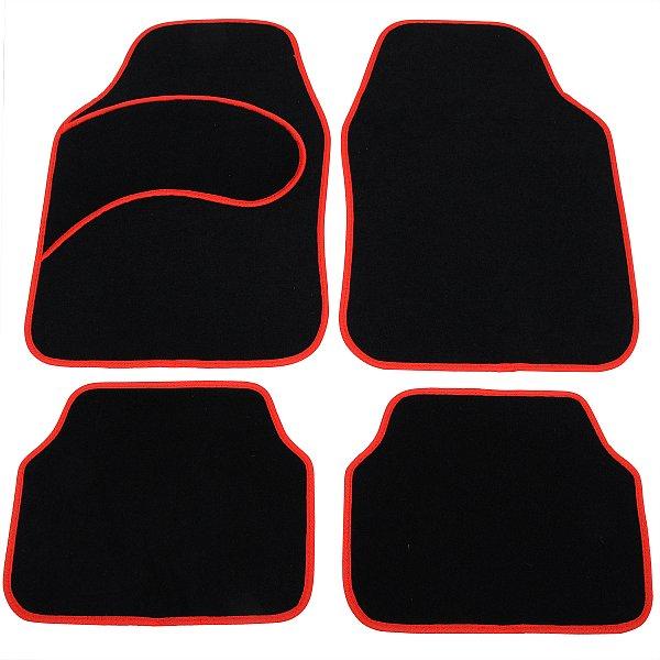 auto fu matten teppich matten autoteppiche bmw mini one. Black Bedroom Furniture Sets. Home Design Ideas