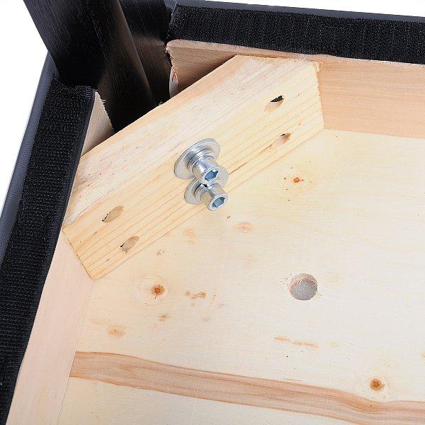 barhocker tresenstuhl 4er set barst hle mit lehne. Black Bedroom Furniture Sets. Home Design Ideas