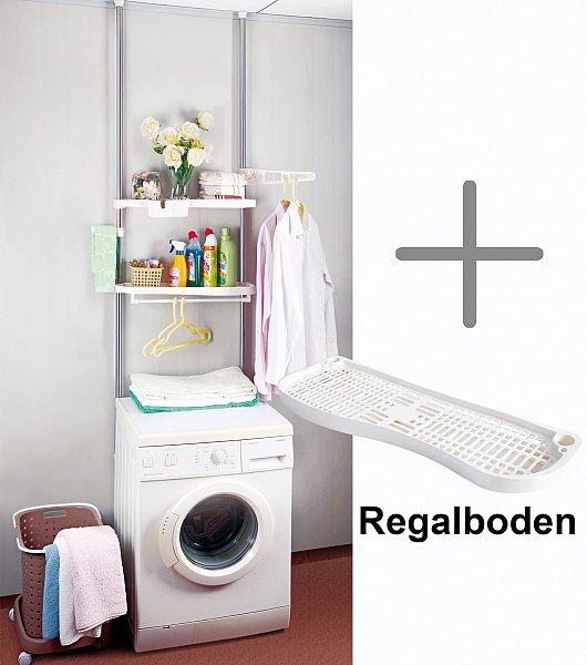 badregal teleskopregal wc bad waschmaschine regal 3. Black Bedroom Furniture Sets. Home Design Ideas