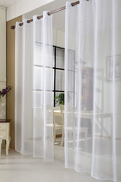 gardinen vorh nge stores transparent senschal dekoschal. Black Bedroom Furniture Sets. Home Design Ideas